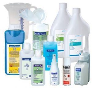 SÜDA Hygiene Instrumentenpflege