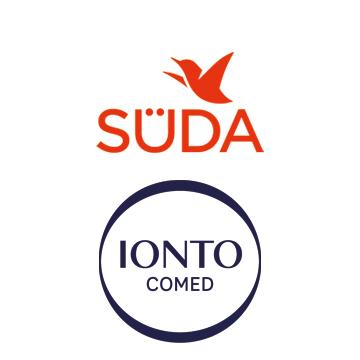 SÜDA und IONTO Logo